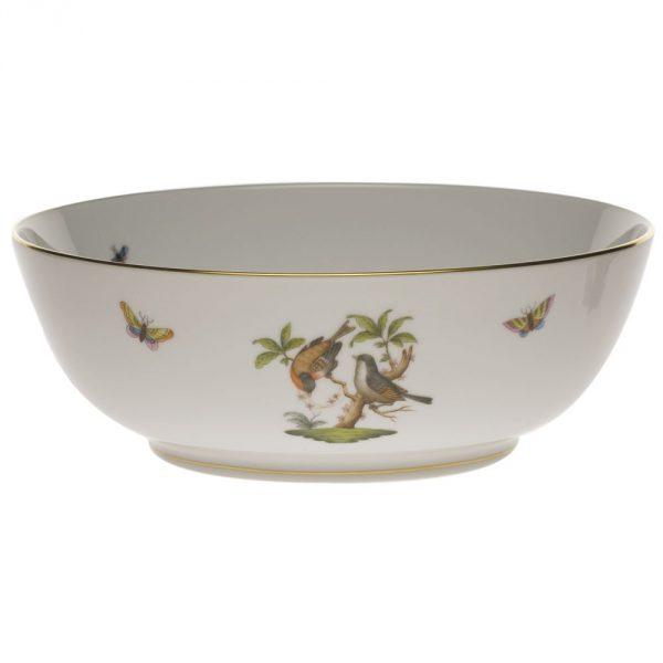 Fruit Bowl - Rothschild Bird