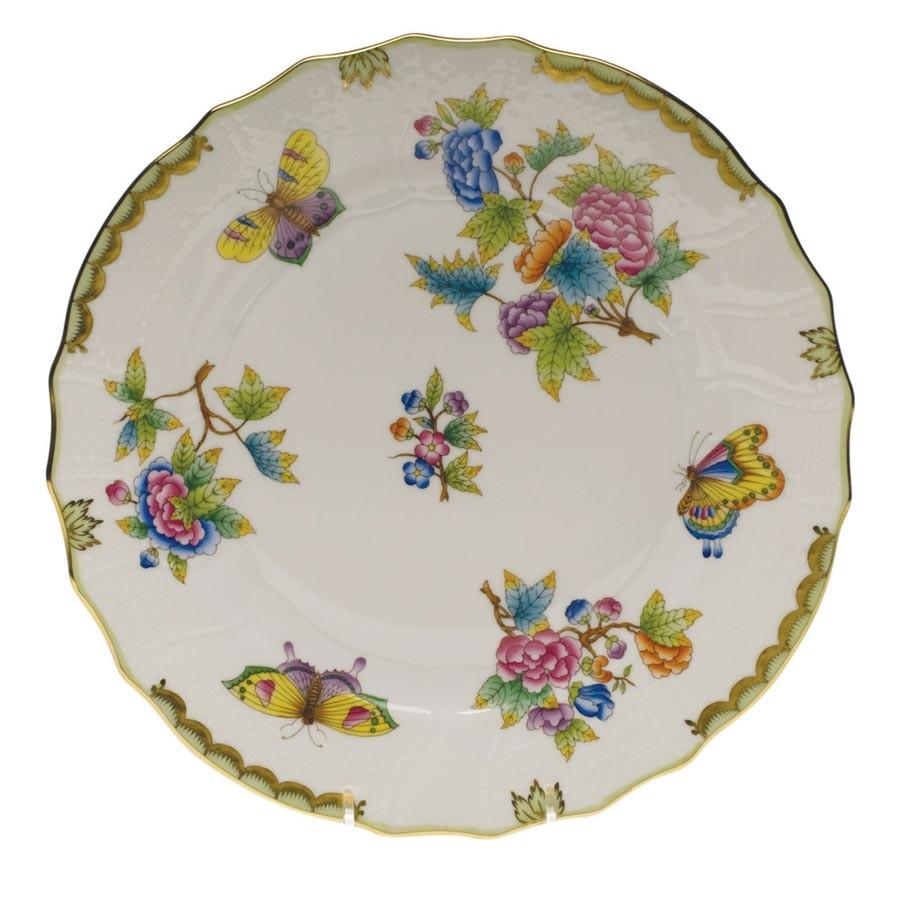 Dessert Plate - Queen Victoria