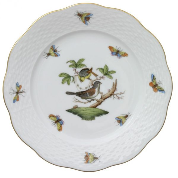 Salad Plate - Rothschild Bird