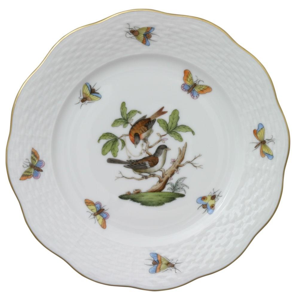 Salad Plate - Rothschild Bird
