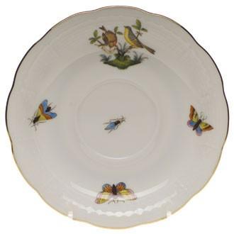 Teacup and Saucer - Rothschild Bird