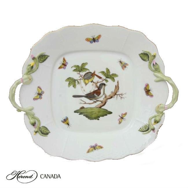 Cake Plate - Rothschild Bird