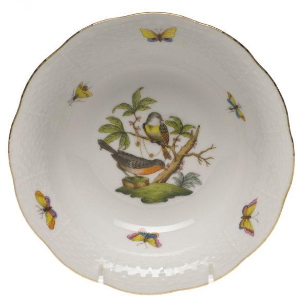 Oatmeal Bowl - Rothschild Bird
