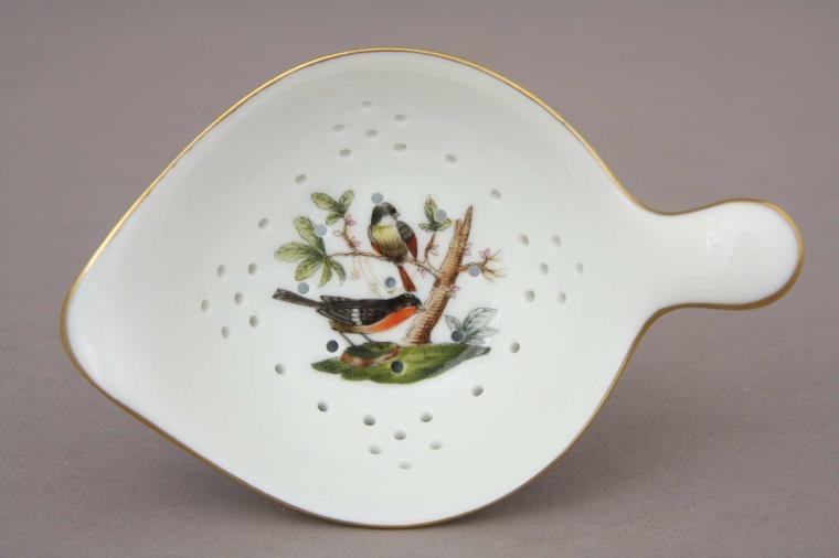 Tea Strainer - Rothschild Bird