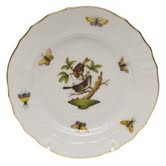 Bread & Butter Plate - Rothschild Bird