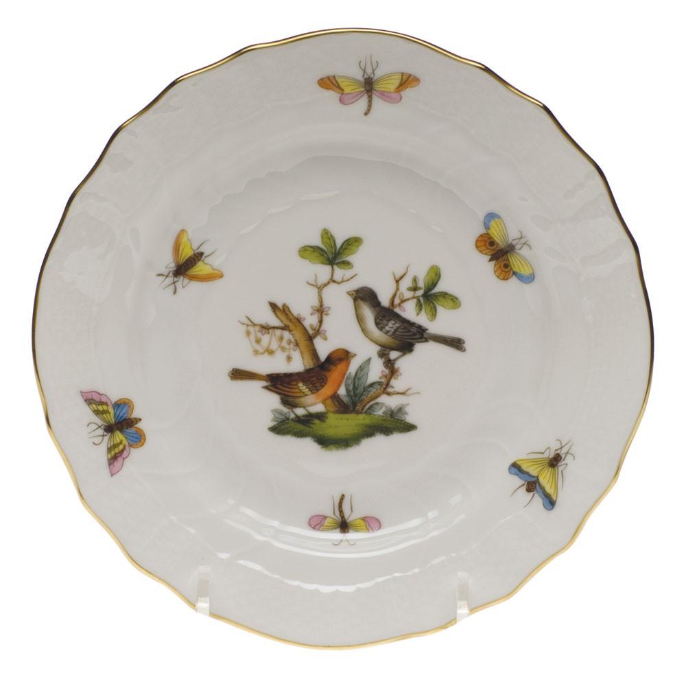 Bread & Butter Plate - Rothschild Bird