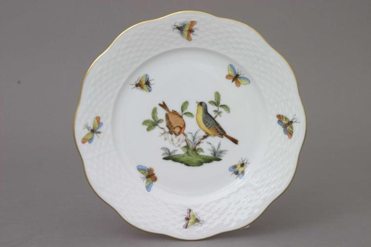 Rothschild Bird - Salad Plate