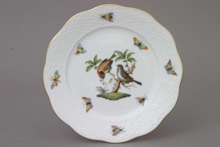 Rothschild Bird - Salad Plate