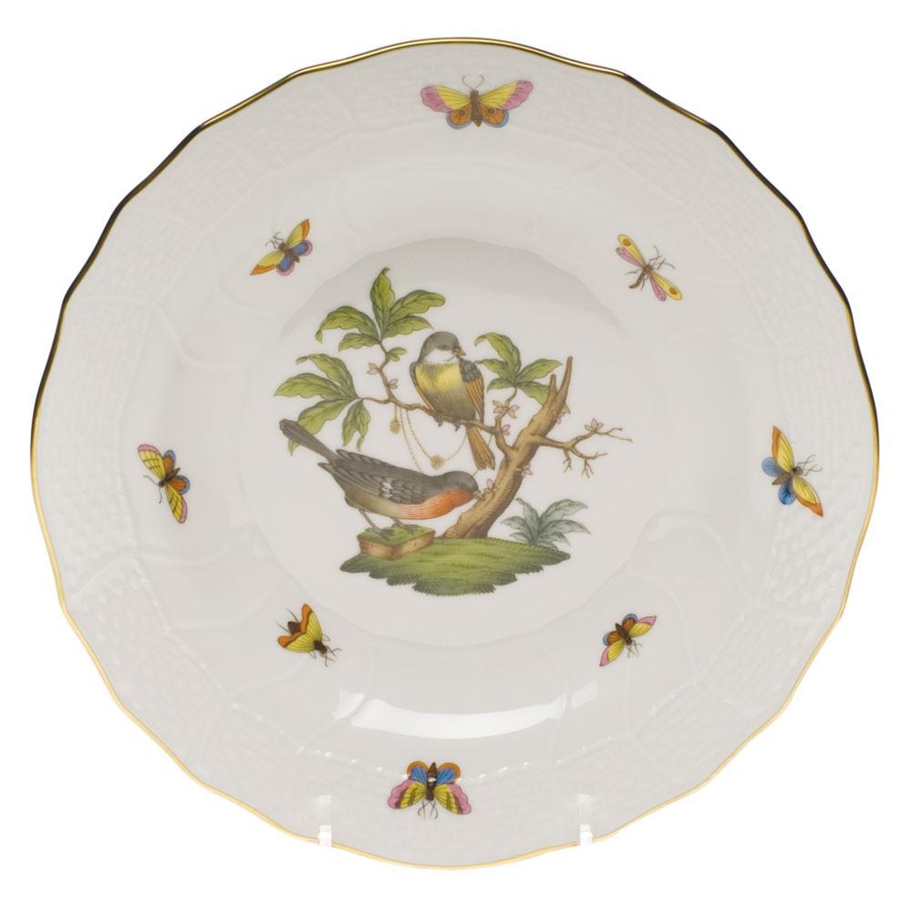 Dessert Plate - Rothschild Bird