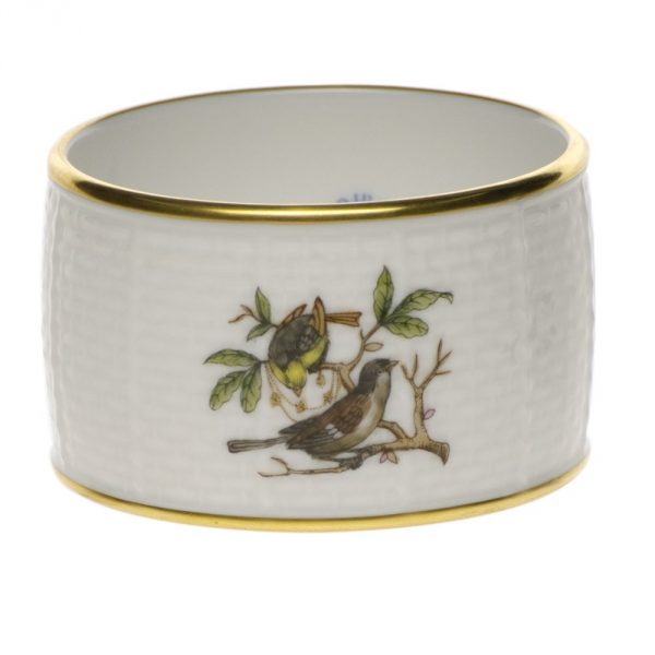Napkin ring - Rothschild Bird