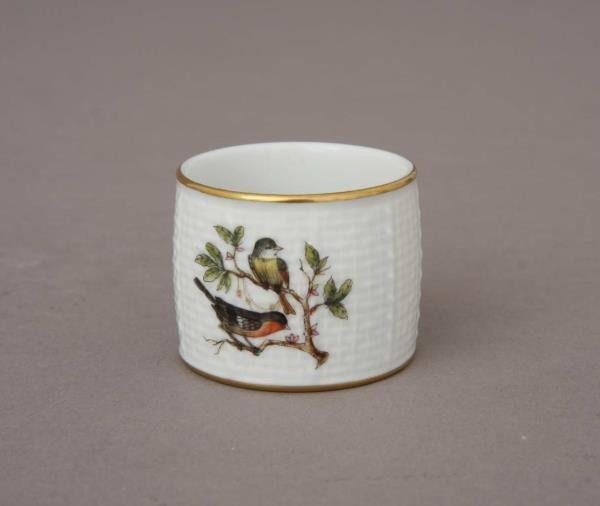 Napkin ring - Rothschild Bird