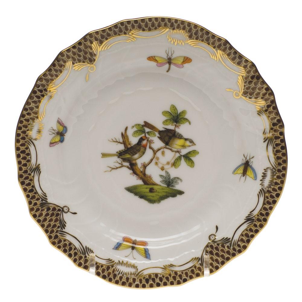 Salad Plate - Rothschild Bird Brown