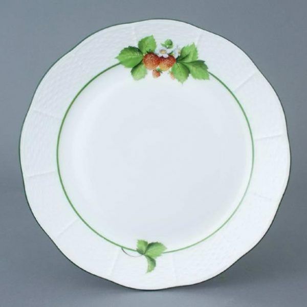 Dinner Plate - Fruits of Forest