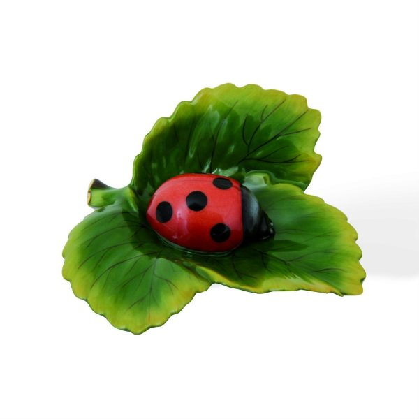 Lady bug, menu-holder