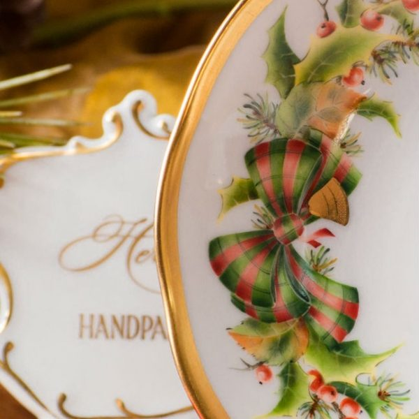Dessert Plate - Christmas Edition