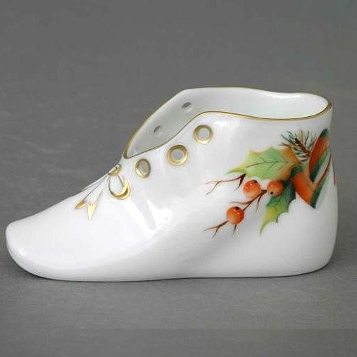Baby Shoe - Christmas Edition