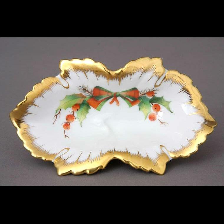 24k Gold Tray - Christmas Edition