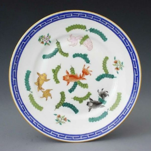 Bread & Butter Plate - Chinese Fish