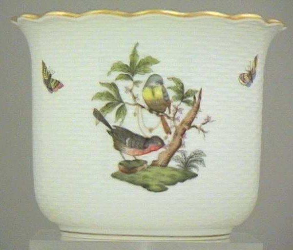 Medium Flowerpot (Assorted Decors)