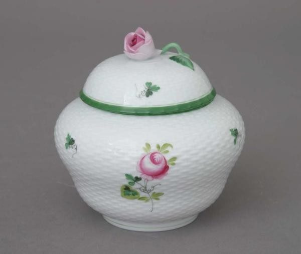Bonbonniere, rose knob