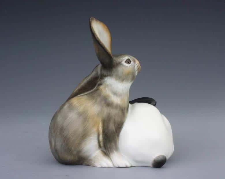 Herend-Bunny-Pair-Matt-Natural-05269-0-00-MCD
