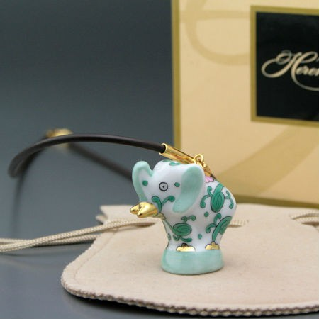 Elephant, with hole,pendant