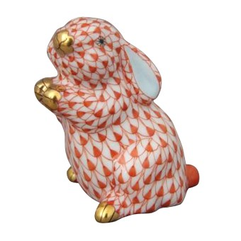 Rabbit - (Full Fishnet Decor)