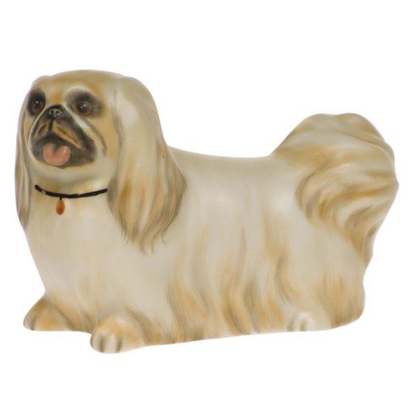 Pekinese palace dog