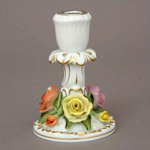 Candlestick - 3D Flowers