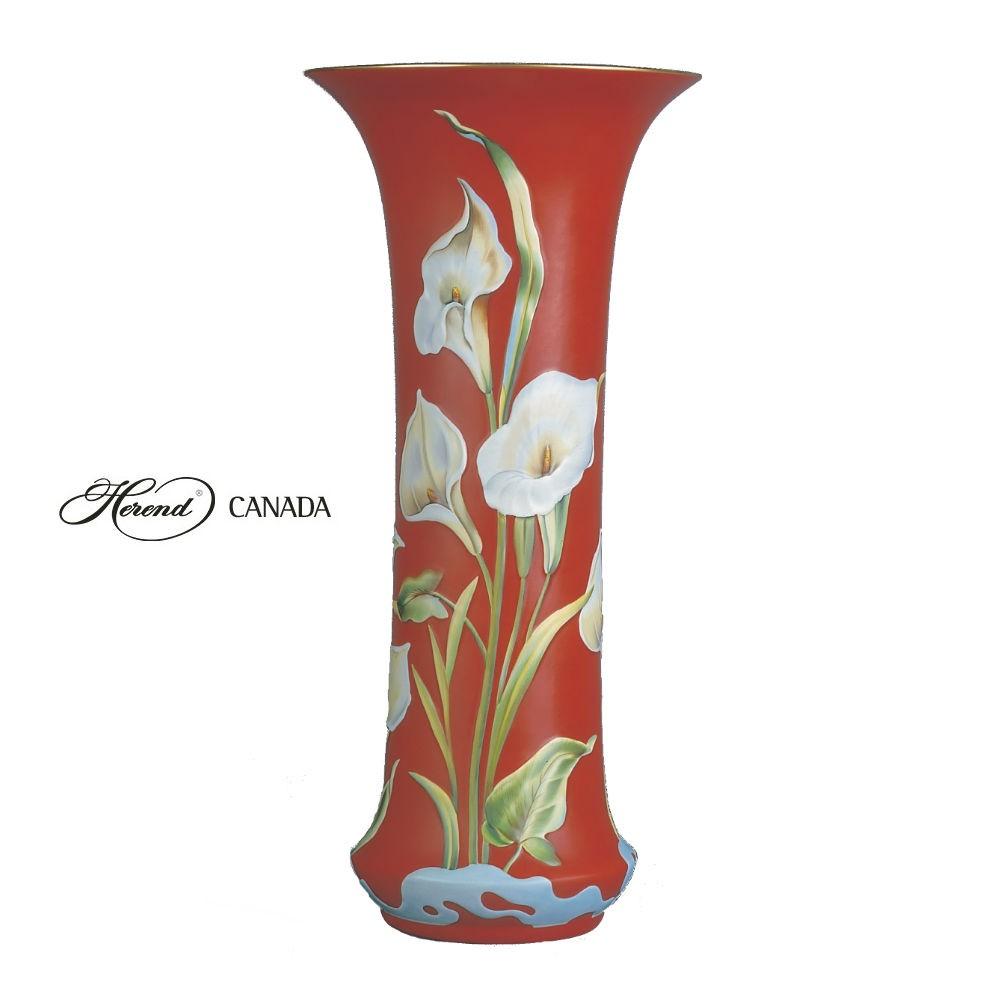 Vase, embossed