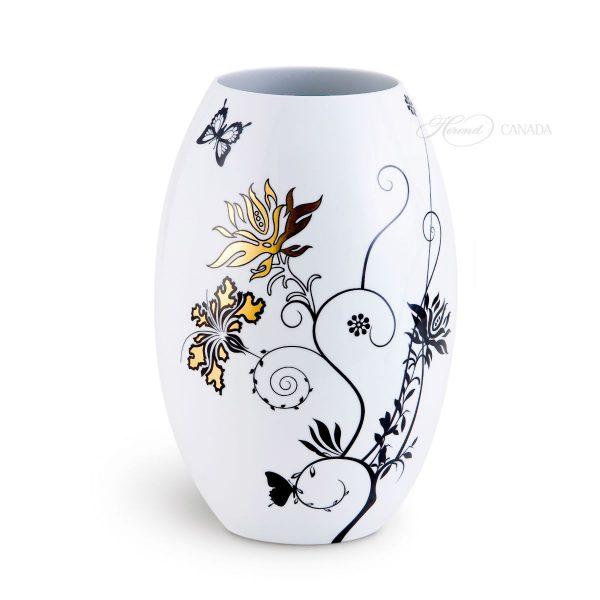 Herend-Art-Deco-Vase-Masterpiece