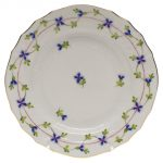 Salad Plate - Petite Blue Garland