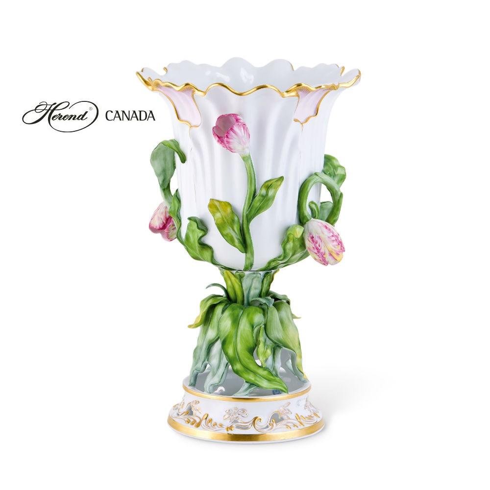 Tulip Vase (Assorted Decors)