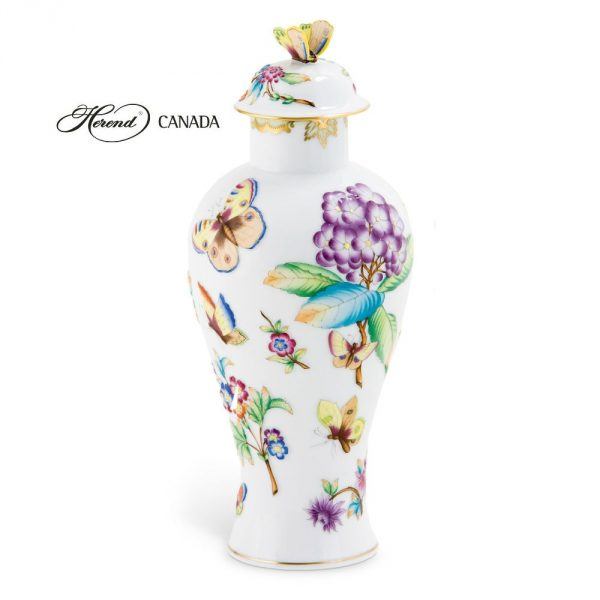 Vase,butterfly knob