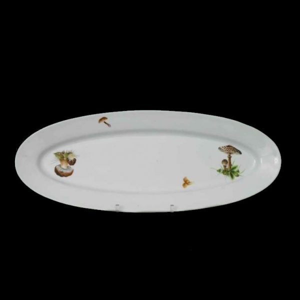 Fish Dish - Mushroom Edition