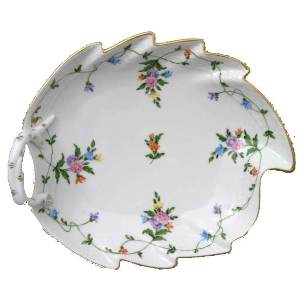 Leaf dish (Assorted Decors)