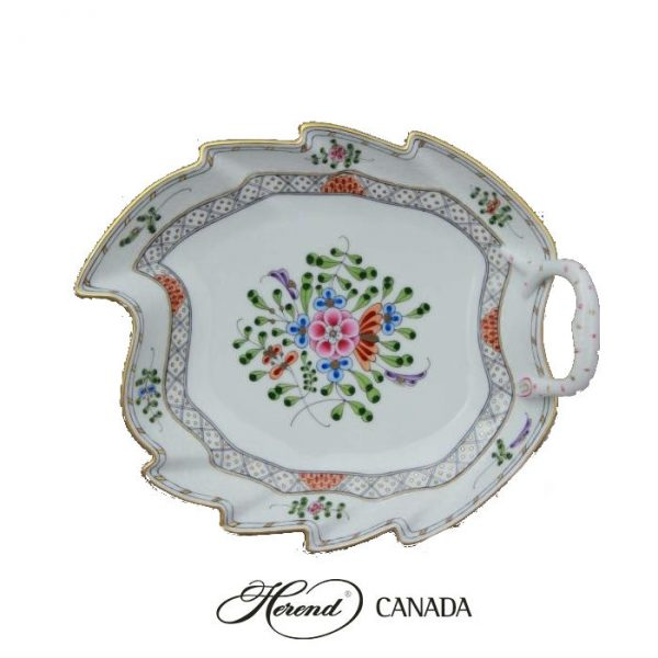 Small Leaf dish (Assorted Decors)