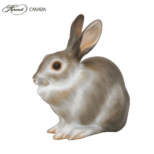 Rabbit, sitting - Assorted Decors