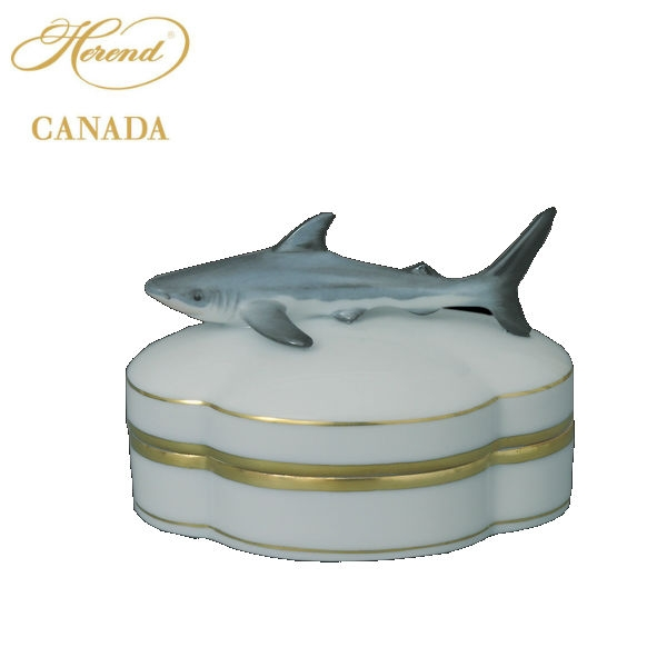 Fancy Box, Shark Knob