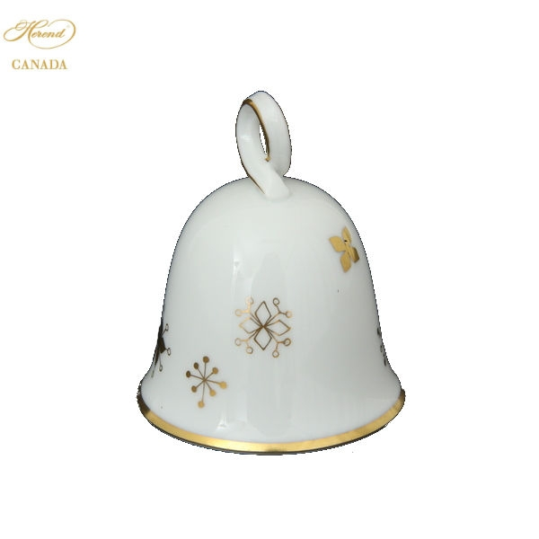 Bell, Loop Knob (Assorted Decors)