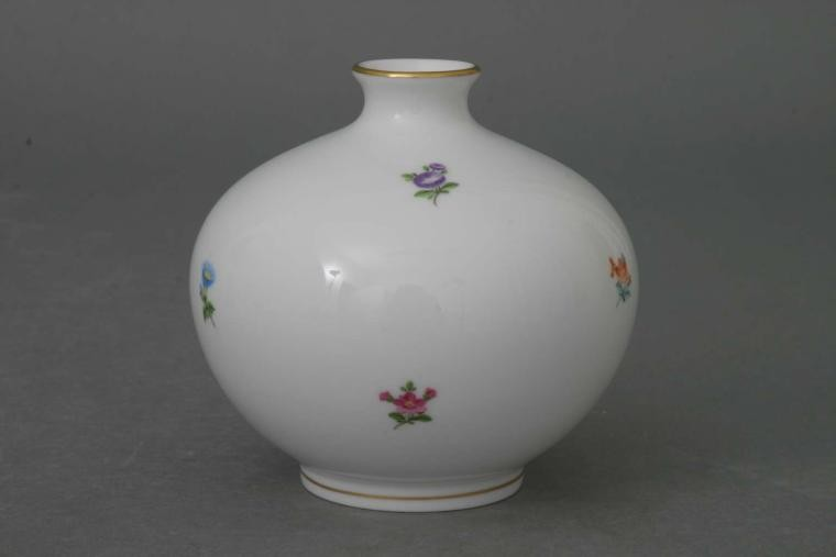 Small Ball Vase (Assorted Decors)