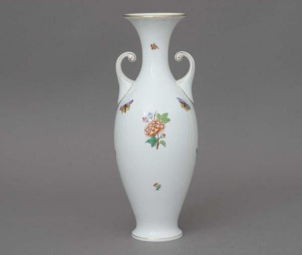 Vase, baroque handle
