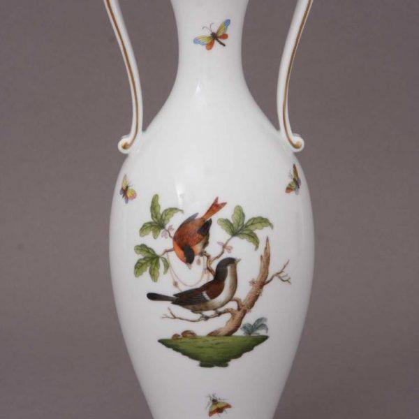 Vase, strap handle