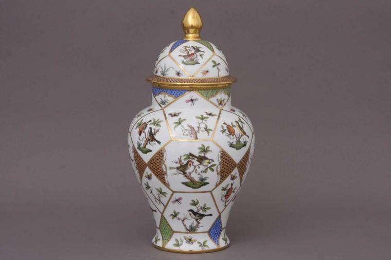 Vase, button knob (Assorted Decors)