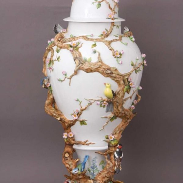 Herend Bravura Vase - Reserve Collection