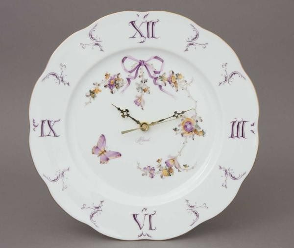 Clock Plate (Assorted Decors)