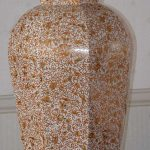 Extra Large Masterpiece Vase, button knob