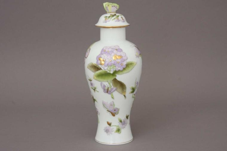 Vase,butterfly knob - Limited Edition