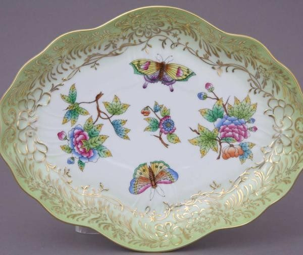 Decor Dish, Baroque Edition
