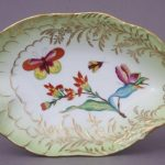 Baroque Dish - Assorted Colors